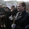 Попов із лопатою як символ прийдешніх виборів