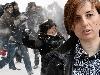 Всі сили печерської міліції кинуті на пошук «сніжкових терористів»