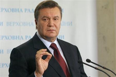 Янукович: В Україні безперешкодно поширюються фільми, що насаджують культ насильства