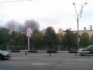 На кіностудії ім. Олександра Довженка сталась пожежа