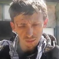 Оприлюднено відео допиту й побиття терористами журналіста Єгора Воробйова