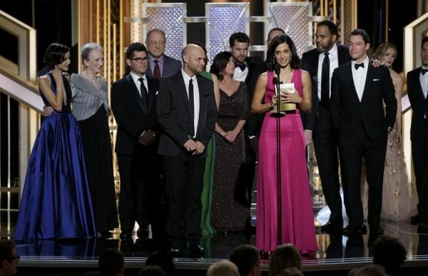 У Лос-Анджелесі вручили премію «Золотий глобус» за 2014 рік