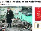 Журналісти польського видання Gazeta Wyborcza зібрали гроші для допомоги українцям