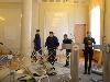Червакова пропонує з'ясувати, хто заплатить за відновлення прес-пойнту в Раді після бійки «ляшківців» з Мельничуком