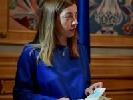 Журналістка Катерина Сергацкова отримала українське громадянство