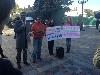 Під Радою відбулась акція із закликом до парламенту ухвалити законопроект про роздержавлення преси