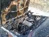 У Полтаві згоріло авто журналіста «Громадського. Полтава»