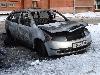 Невідомі спалили авто журналістки Тарнавської (ОНОВЛЕНО)