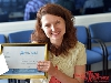 У конкурсі «Правозастосування та управління в лісовому секторі» перемогла Олена Середа з газети «Бизнес»