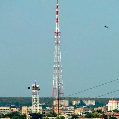 У Луганську повністю припинено трансляцію українських телеканалів - «Укрінформ»