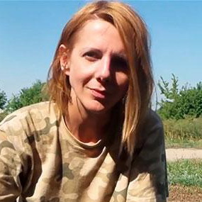 Поранена в зоні АТО польська журналістка Б'янка Залевська планує повернутися в Україну і просить українців триматися