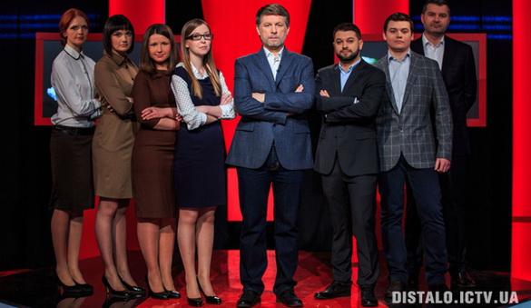 На ICTV вийде останній випуск програми «Дістало!», який готувала команда Семирядченка