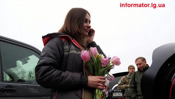 Марію Варфоломеєву звільнено з полону «ЛНР» - вона подякувала країні за допомогу (ОНОВЛЕНО, ФОТО)