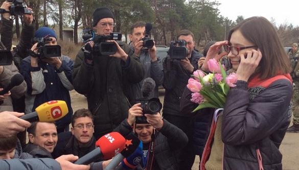 НМПУ закликає допомогти Марії Варфоломеєвій, яка понад рік була в полоні «ЛНР» (банківські реквізити)