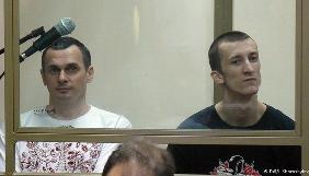 Яценюк просить Захід підтримати запит до Росії про повернення в Україну Сенцова, Солошенка, Кольченка і Афанасьєва