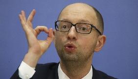 Прем'єріада: як Яценюк роз'єднав позиції «Інтера» та «України»