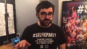 Телеканал «Сонце» та Любомир Левицький презентували молодіжну комедію #Selfieparty