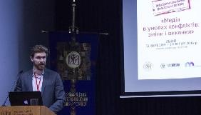 Американський журналіст Нолан Петерсон: «Головна причина дезінформації про війну в Україні — відсутність закордонних кореспондентів на передовій»