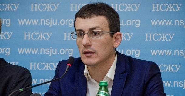 Сергій Томіленко: «Спілка журналістів Росії не анексувала нашої кримської організації»