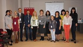 Представники судів Черкащини пройшли навчання з проведення брифінгів та інтерв'ю із ЗМІ
