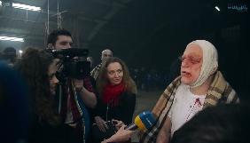 Мыкола Вересень в роли себя в фильме «Путь мертвеца»