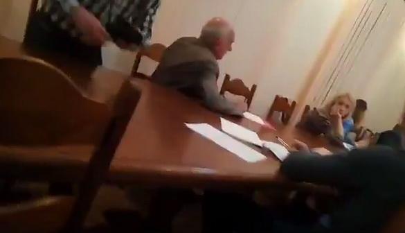 В Одесі журналістам незаконно заборонили вести зйомку засідання комісії міськради