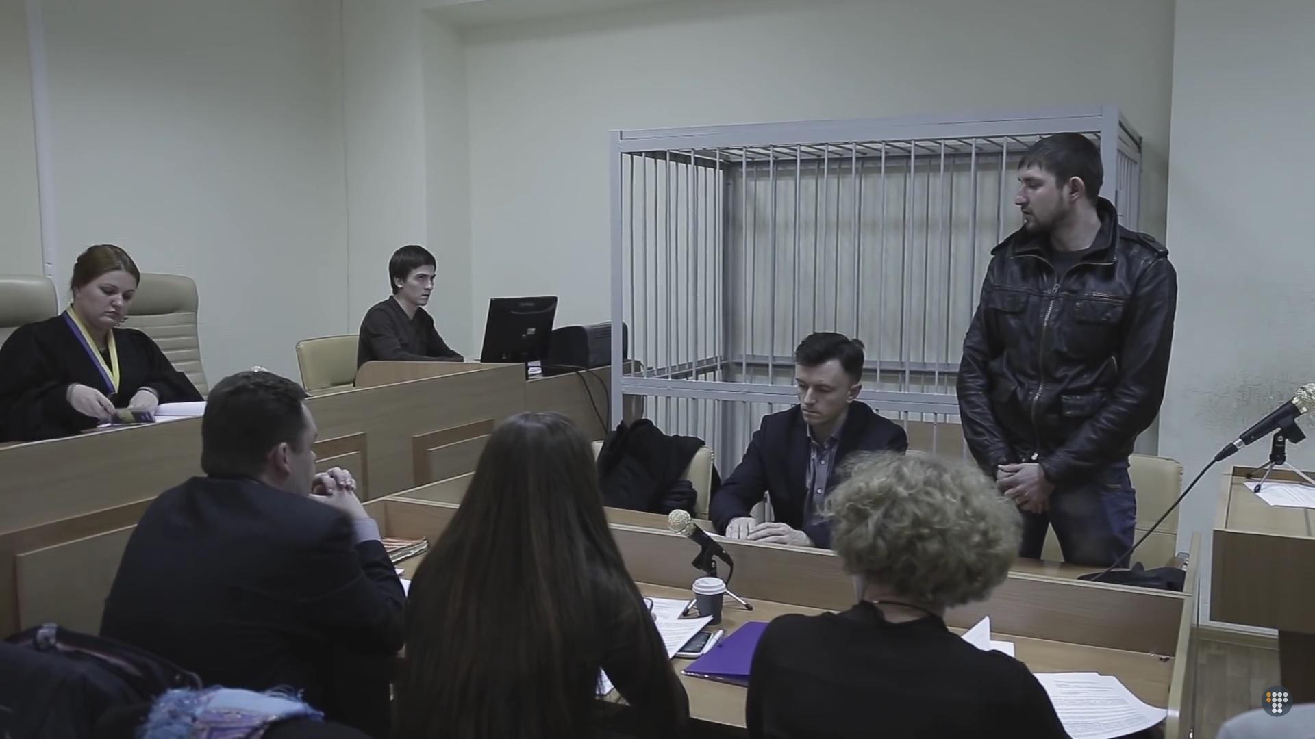 «Амністія». Нестерпна правда про Майдан