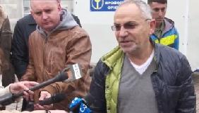 Савік Шустер планує й далі працювати в Україні