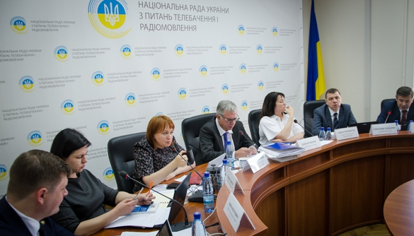 Нацрада оголосила попередження телеканалу «Україна» через серіал «Не зарікайся»