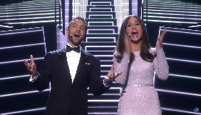 Євробачення, перший півфінал: сцена, краща за дійство на ній