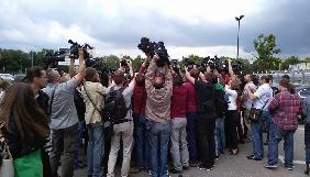 Журналисты встречают Надежду Савченко и обсуждают ее возвращение