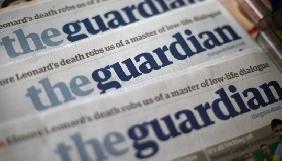 Автор The Guardian вигадував коментарі спікерів – після перевірки з сайту видалено 13 публікацій