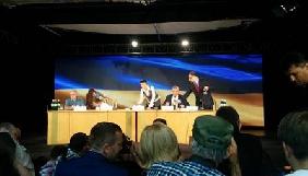 Прес-конференція Надії Савченко: переможна адекватність