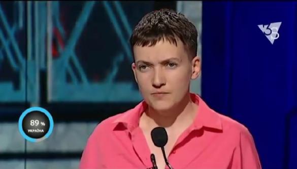«Табула раса» Савченко, тріумфальний Порошенко та патріотичний Кондратюк. Огляд телепрограм за 31 травня — 5 червня 2016 року