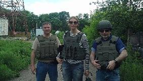 Як нардепи з'їздили на Донбас