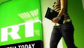 Аргентина призупинить мовлення каналу Russia Today