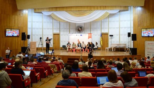 «Донбас медіа форум»: чи всі ми бійці інформаційного фронту?