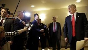 Журналісти власноруч зробили із Дональда Трампа кандидата в президенти - звіт