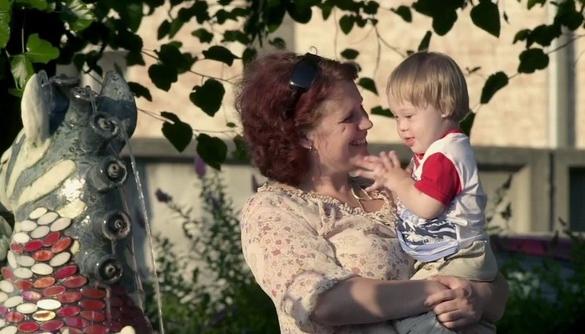 Леся Литвинова і Сергій Тахмазов представили документальну стрічку про дітей із синдромом Дауна