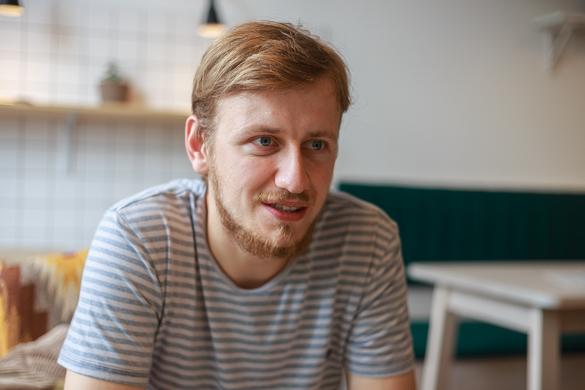 Автор проекту Ukraїner Богдан Логвиненко: «У села й містечка ніхто не їздить, хоча там страшенно цікаво»
