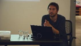 Антон Наумлюк: Украинские журналисты больны «нетерпением информации»