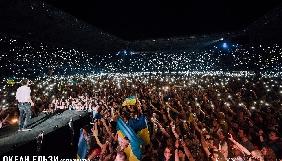 У День Незалежності «1+1» покаже телеверсію концерту «Океану Ельзи»