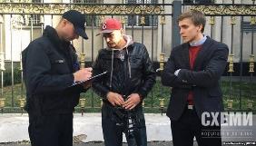 Військова прокуратура знову закрила справу про напад співробітників СБУ на журналістів програми «Схеми»