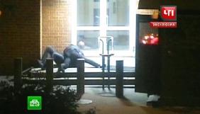 Російський телеканал показав у новинах «Напад американського шпигуна на поліцейського в Москві»