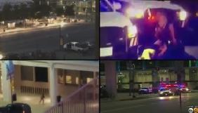 Очевидці стрілянини в Далласі масово публікують відеостріми