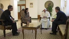 Папа Римський змінив прес-секретаря