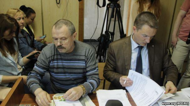 Журналіста ATR викликали на суд у справі кримського екс-депутата Ганиша
