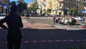 Версій щодо смерті журналіста Шеремета у Нацполіції поки що немає – Деканоїдзе