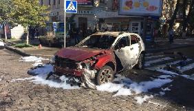 У МВС припускають, що  Павло Шеремет загинув через саморобну вибухівку