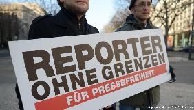 Убивство Павла Шеремета може посилити самоцензуру журналістів – «Репортери без кордонів»